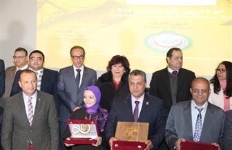 هيثم الحاج علي: حلمنا تحقق بنجاح معرض الكتاب.. ورعاية الرئيس السيسي فتحت لنا الطريق | صور