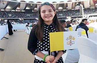 توافد الآلاف على مدينة زايد الرياضية لحضور القداس برئاسة بابا الفاتيكان |صور