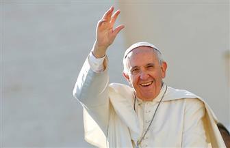 ولي عهد أبو ظبي يودع بابا الفاتيكان في ختام زيارته  إلى الإمارات
