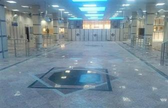 نائب محافظ القاهرة يتابع التشغيل التجريبي لمحطة مترو المرج الجديدة