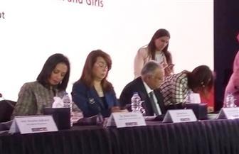 مايا مرسي: المرأة الإفريقية تواجه الكثير من الصعوبات.. ولابد من المساواة بين الجنسين