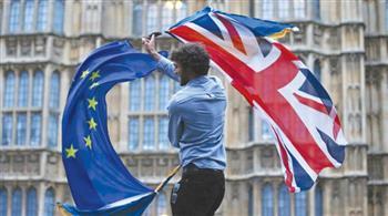 معقل صناعة المال في بريطانيا صامد رغم تزايد مخاطر البريكست