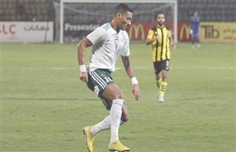 المصري يفقد مهاجمه أمام مصر المقاصة