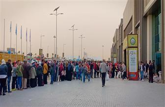 شهد أكثر من 800 فعالية و600 حفل توقيع.. جمهور معرض الكتاب يودعه في آخر أيامه | صور