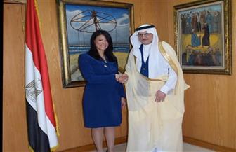 وزيرة السياحة تستقبل الأمين العام لمنظمة التعاون الإسلامي