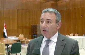 سفير مصر في بريطانيا يبحث علاقات التعاون مع وزير الدولة البريطاني لشئون الشرق الأوسط وشمال إفريقيا