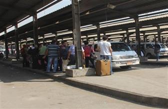 رئيس حي الساحل: إعادة تشغيل موقف سرفيس المظلات بعد تطويره