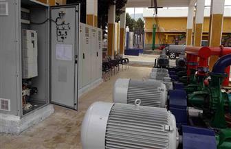 الوكالة الألمانية للتعاون الدولى تمول مشروع ترشيد الطاقة لمحطة مياه الحواويش فى سوهاج   صور