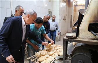 محافظ قنا: زيادة عدد منافذ توزيع الخبز بالمخبز الآلي  صور