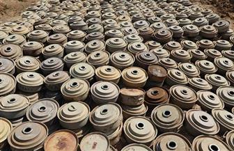 مركز الملك سلمان للإغاثة ينزع 39 ألف لغم حوثي في اليمن