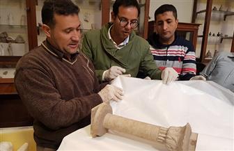 وزارة الآثار: نقل 421 قطعة أثرية من المتحف المصري بالتحرير إلى المتحف المصري الكبير | صور