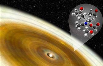 زيادة لمعان نجم أورايونز بسبب 5 جزيئات عضوية معقدة