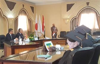 وزير الري يشهد ختام محاكاة البرنامج الرئاسي لتأهيل شباب المهندسين | صور