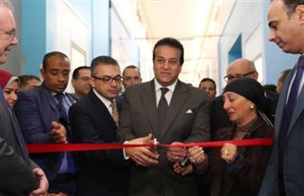 وزير التعليم العالي: تجديدات مستشفي عين شمس التخصصي تكلفت 200 مليون جنيه | صور