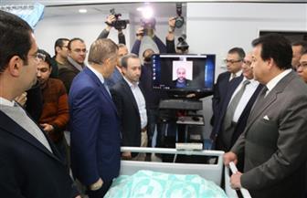 رئيس جامعة عين شمس: مستشفيات الجامعة تعمل وفق خطة شاملة لتوفير أعلى مستوى من الخدمة الصحية