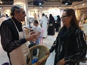 أتيليه جدة ينظم ورشة مصرية سعودية لرصد عراقة المدينة تشكيليا | صور
