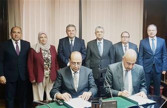 """وزيرا قطاع الأعمال والكهرباء يشهدان توقيع بروتوكول تعاون بين """"إيجوث"""" وهيئة الطاقة الجديدة"""