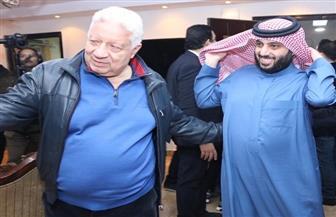 صفقة عالمية ومساهمة في بناء استاد .. نتائج زيارة آل الشيخ للزمالك
