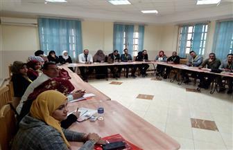وكيل وزارة الشباب يشهد افتتاح دورة إعداد المدربين بمنتدى شباب طور سيناء|صور