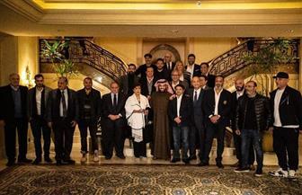 التفاصيل الكاملة لتوقيع تركي آل شيخ مذكرات تفاهم مع فنانين وشركات مصرية |صور
