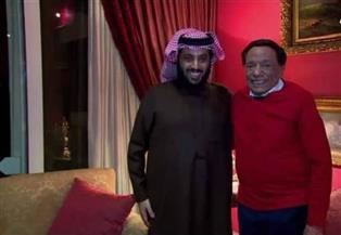 """ماذا فعل تركي آل شيخ بعد غياب """"الزعيم """"عن توقيع الاتفاقية الفنية بين مصر والسعودية"""