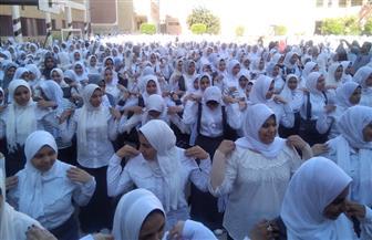 بدء الفصل الدراسي الثاني في 274 مدرسة بكفرالشيخ | صور