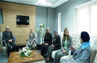 جواهر القاسمي: مصر تنهض بطاقات شبابها ومستقبل العرب مرهون بما نغرسه اليوم في عقول أبنائنا