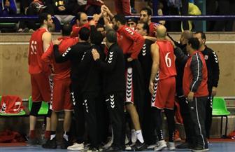 """""""رجال السلة"""" يفوز على """"فيروفيارو"""" في بطولة إفريقيا"""