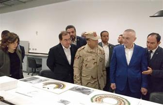 الرئيس الألبانى يزور المتحف المصري الكبير.. ويصف المشروع بأنه فخر للعالم| صور