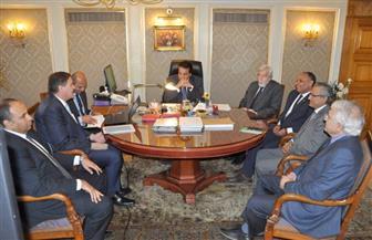 وزير التعليم العالي يستقبل رئيس هيئة الطاقة الذرية الأردنية