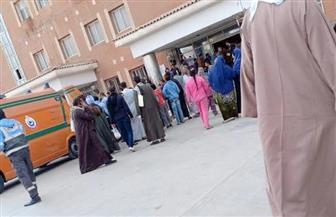 محافظ بني سويف: السيطرة على حريق محدود بأحد مناور مستشفى ناصر  صور
