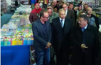 هيثم الحاج علي يفتتح معرض الشيخ زايد للكتاب.. وننشر جدول فعالياته