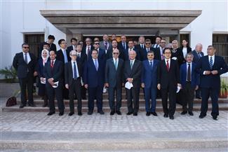 الوفد الياباني بقناة السويس: استثماراتنا زادت في مصر بنسبة 74%