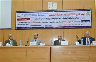 رئيس جامعة أسيوط: إنشاء أكبر مجمع للبحوث في الجامعات المصرية | صور