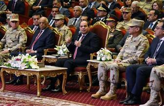 الرئيس السيسي عن حادث محطة مصر: لن نترك المصريين ولا حقوقهم وسنحاسب المقصرين