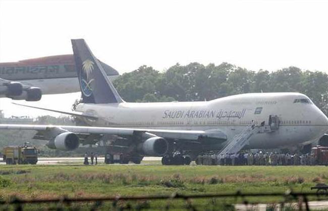 انطلاق المعرض السعودي الدولي الأول للطيران بالرياض -