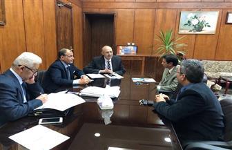 نائب رئيس جامعة طنطا: تفعيل مشاركة طلاب الكليات في برنامج محو الأمية وتعليم الكبار |صور