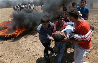 استشهاد فلسطيني متأثرا برصاص إسرائيلي في قطاع غزة