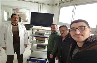أحدث منظار جراحي يدخل الخدمة في مستشفى المنشاوي العام بطنطا | صور