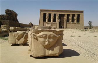 """حقيقة تهريب 32% من آثار مصر وبيعها بالخارج.. وتشويه الآثار باستخدام شنيور في ترميم معبد """"دندرة"""""""