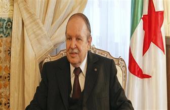 استقالة الرئيس الجزائري عبدالعزيز بوتفليقة