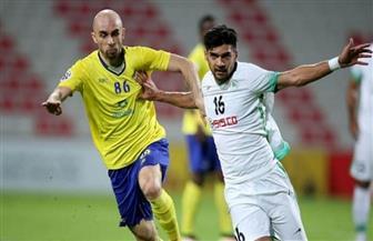 التعادل الإيجابي يحسم مباراة النصر السعودي والوحدة الإماراتي في ذهاب ثمن نهائي دوري أبطال آسيا