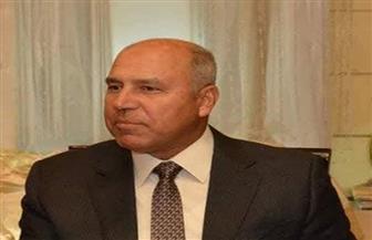 وزير النقل يجتمع برئيس وقيادات هيئة السكك الحديدية فى محطة مصر