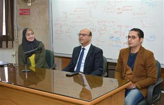 نائب رئيس جامعة أسيوط يشارك في برنامج تدريب العلاقات الثقافية | صور