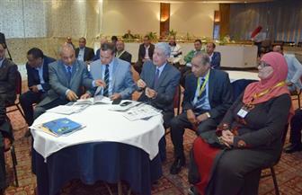 مؤتمر تنمية الصعيد يعقد ندوة عن الثروات المعدنية بالصحراء | صور