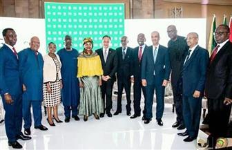 سفيرا مصر فى بريتوريا وأديس أبابا يشاركان بمؤتمر إطلاق التقرير الأول لآلية مراجعة النظراء الإفريقية