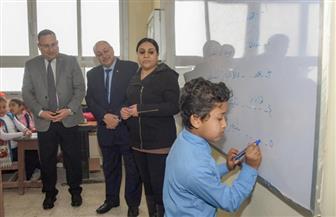 بتمويل من المجتمع المدني.. افتتاح أعمال تطوير مدرسة ابتدائية بالإسكندرية | صور
