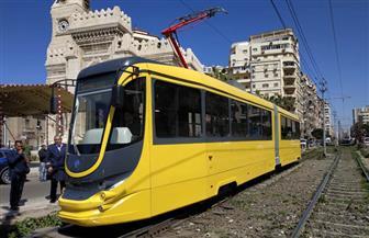 رئيس هيئة النقل العام بالإسكندرية يعلن موعد التشغيل التجريبي للترام المكيف  فيديو وصور