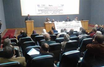 مستشار رئيس جامعة أسوان: توقيع بروتوكول مع معهد بحوث البساتين لتشجير شوارع المحافظة   صور