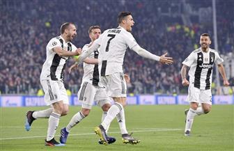 """""""هاتريك رونالدو"""" يؤهل يوفنتوس إلى ربع نهائي دوري أبطال أوروبا بعد عودة تاريخية أمام أتليتكو مدريد"""